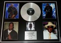 JAY-Z/GIGANTIC CD PLATINUM DISC/RECORD & PHOTO DISPLAY/LTD. EDITION/AMERICAN GANGSTER