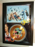 GLEE Signed disque d'or