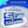 Lansay - Karaoké -  CD(G) Star Machine Vol. 16