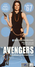 Avengers: From Venus With Love & Fear Merchants [VHS] [Import USA]