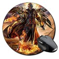 Judas Priest Redeemer Of Souls Tapis De Souris Ronde Round Mousepad PC