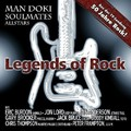 Man Doki Soulmates Allstars: Legends of Rock by Bruce Springsteen, Deep Purple, Toto, Manfred Mann?s Earth Band, Peter Frampton, [Music CD]