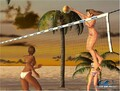 Dead or Alive : Extreme Beach Volley