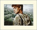 THOMAS SANGSTER MAZE RUNNER No.2 SIGNED AUTOGRAPH PHOTO PRINT IN MOUNT by THOMAS SANGSTER SIGNED AUTOGRAPH PHOTO