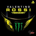 Skin PS4 SLIM - VALENTINO ROSSI THE GAME - Limited Edition Decal étuis de protection pour faceplates Playstation 4 Sony BunDLE