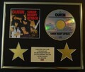 QUEEN/CADRE CD/EDITION LIMITEE/CERTIFICAT D'AUTHENTICITE/SHEET HEART ATTACK