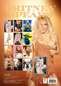 Calendrier Britney Spears Official 2019 - A3 Wall Format