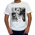 One in the City George Michael: T-Shirt pour Homme Celebrity Star