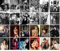 Carte Postale Set 24 cards ROLLING STONES AND MICK JAGGER Photos Vintage Magazine covers Rock Music