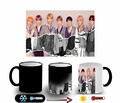 MERCHANDMANIA Tasse Magique BTS Korea Fake Love Music Cold Hot